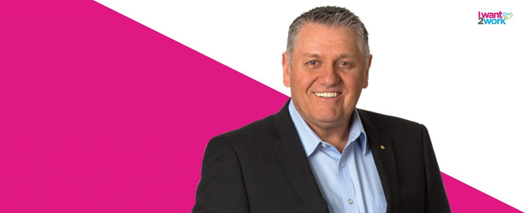 Ray Hadley I Want 2 Work Business Session
